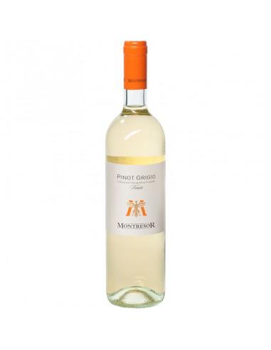 Witte wijn Pinot Grigio Montresor