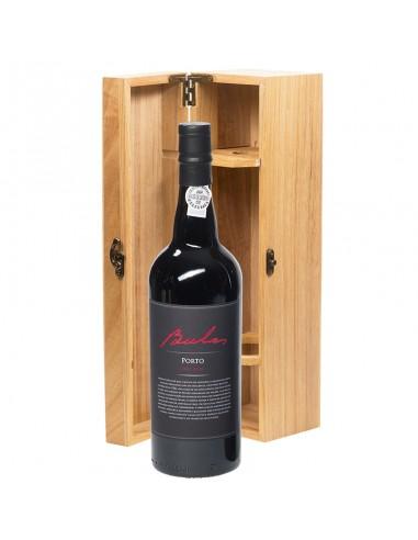 Wijncadeau port Bulas ruby 1x75cl