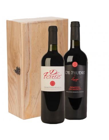 Wijncadeau De Feudis Primitivo Geneve...