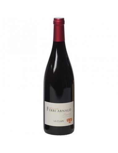 Rode wijn Ferri Arnoud La Clape