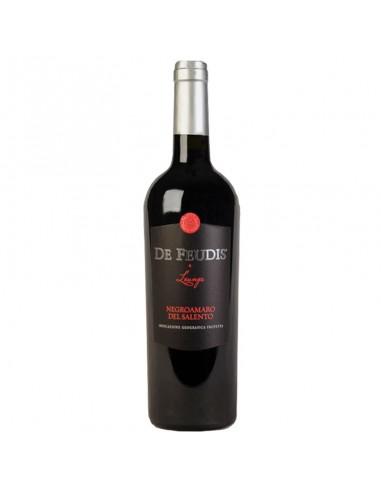 Rode wijn de Feudis negroamaro del...