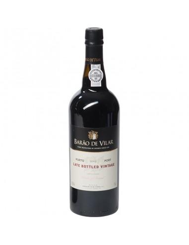 Port Barao de Vilar LBV (late bottled...