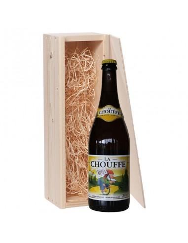 Speciaalbier cadeau La Chouffe 1x75cl