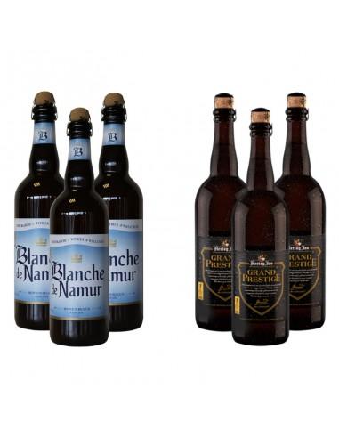 Bierpakket Blanche de Namur en Grand...