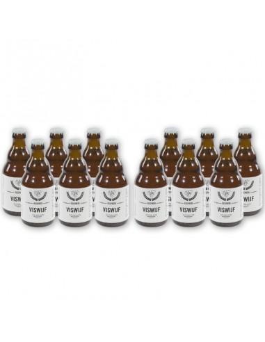 Bierpakket Viswijf 12x33cl