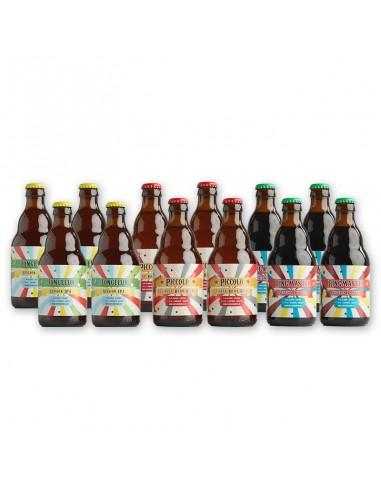 Bierpakket Circus editie 12x33xl