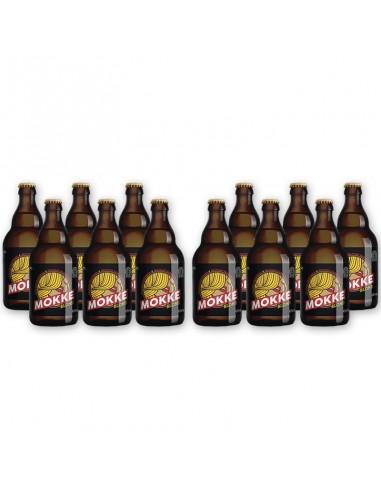 Bierpakket Mokke blond 12x33cl