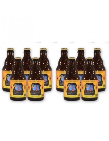 Bierpakket Bryggja tripel 10x33cl