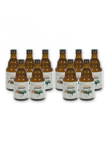 Bierpakket Wreed Axident 10x33cl