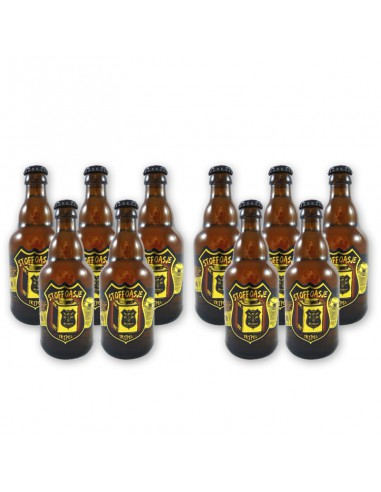 Bierpakket Stoffoasje 10x33cl