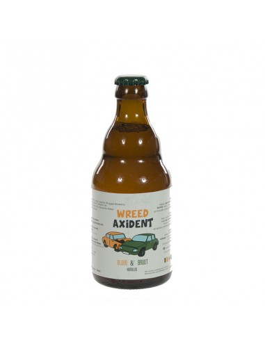 Speciaalbier Wreed Axident - 33cl