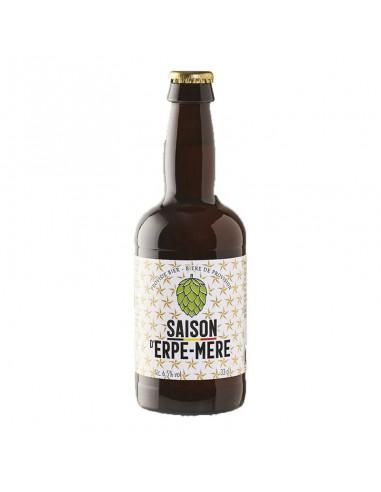Speciaalbier Saison d'Erpe Mere - 33cl