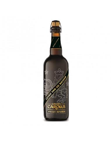 Speciaalbier gouden carolus whisky...