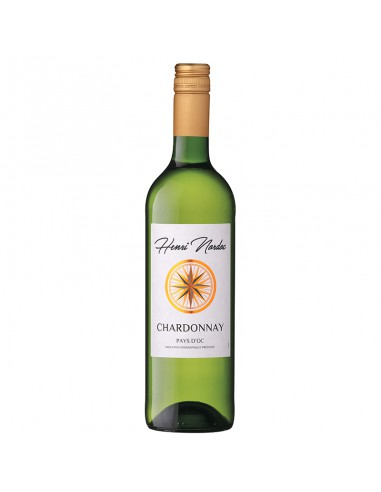 Witte wijn Henri Nordoc Chardonnay