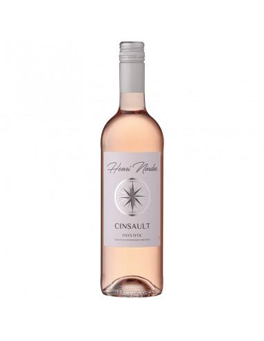 Rosé wijn Henri Nordoc Cinsault